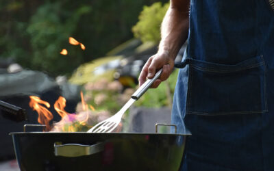 How To Keep Stinging Pests Away From Your Backyard Barbecue